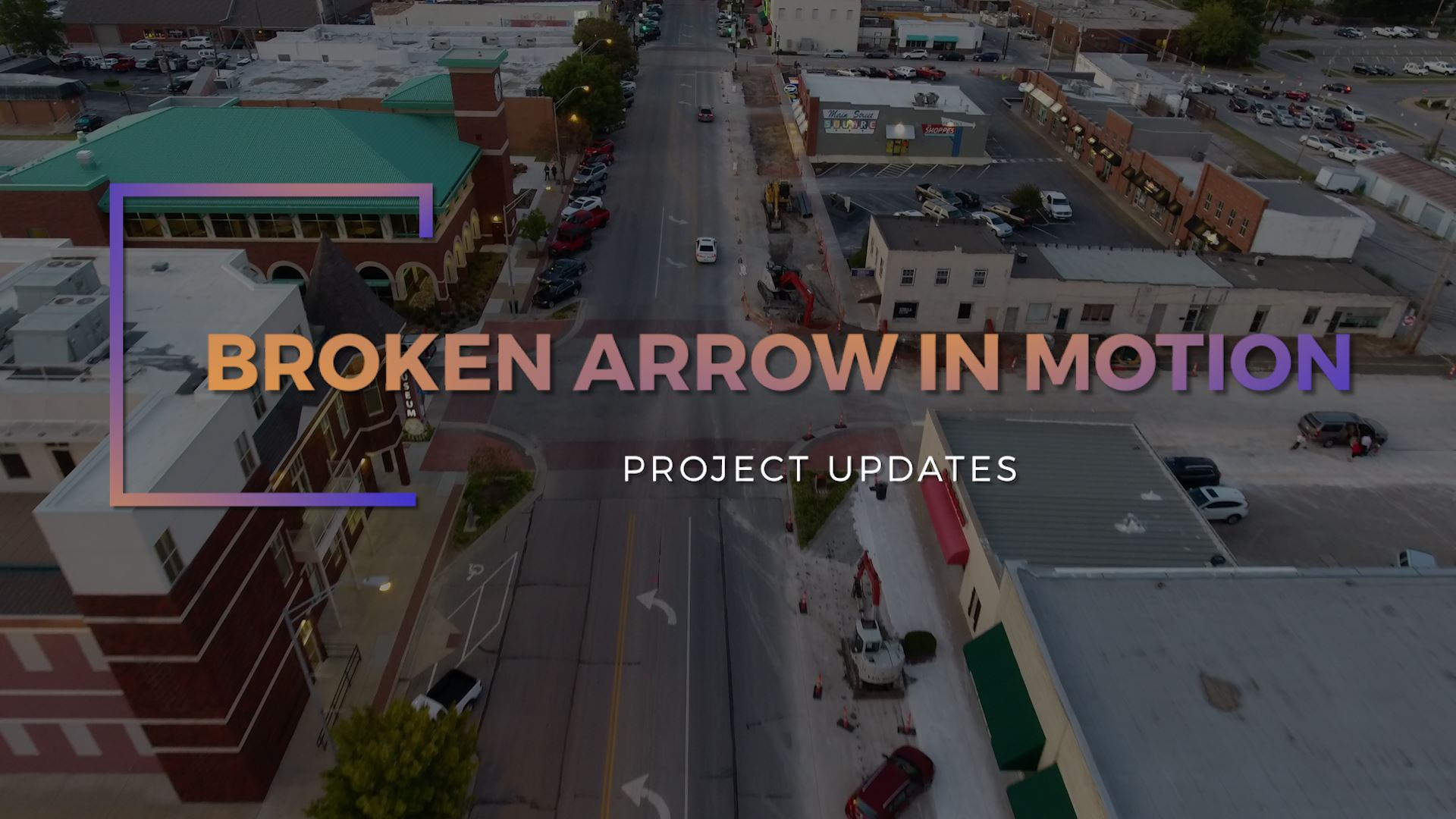 Broken Arrow In Motion June 2020